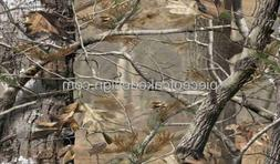1/4 Sheet ~ Real Camo Woodland Trees Birthdays ~ Edible Cake