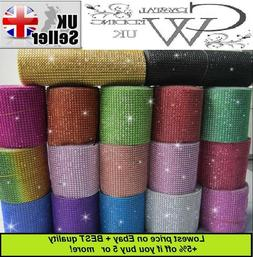 1m Crystal Diamante Sparkly¨*: cake, craft, hobby, Ribbon d