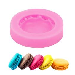 1PC Macaron Silicone Mold Fondant Craft Cake Baking Tools Ca