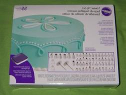 Wilton 55 piece master tip set Cake decorating decorate smar