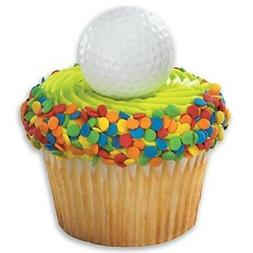 DecoPac Golf Ball Cupcake Rings