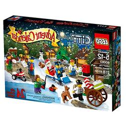 LEGO City Town Advent Calendar Stacking Toy 60063
