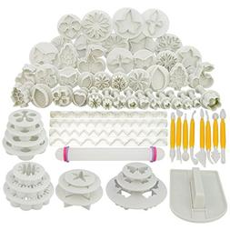 Marrywindix 68pcs 21 Sets Cake Decration Tool Set By Catalin
