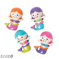 Mermaid Character Party Favors - 12 ct