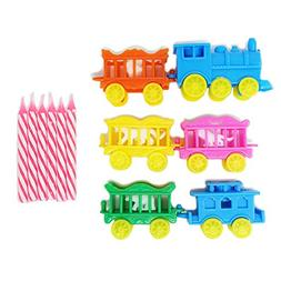 Vintage Animal Traveling Circus Train Birthday Party Cake &