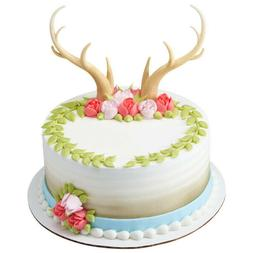 Antler Set Deer Hunting Elk cake decoration Decoset Creation