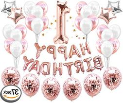 1st BIRTHDAY GIRL DECORATIONS  | Great for 1st Birthday Part