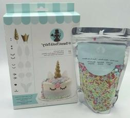 Cake Decorating Face Kit By Sweet Tooth Fairy Plus Pastel Ra