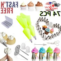 cake decorating tools supplies kit