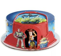 DecoPac Cake Kit Topper Toy Story Buzz Lightyear Woody Alien