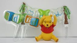 DecoPac Cake Topper – Pooh New Tail for Eeyore New in Bag
