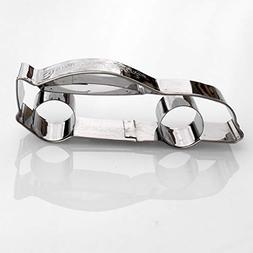 Sports Car Cookie Cutter- Stainless Steel