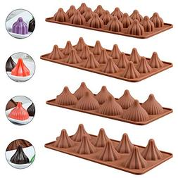 Chocolate Molds Silicone Candy Molds - Ice Cube Tray Silicon