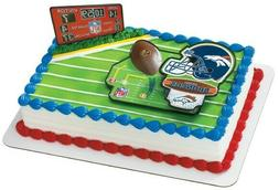 Choice of Denver Broncos DecoPac Cake Topper Decorations -Fo