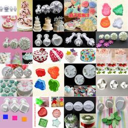 cookies plunger cutter fondant cake decor mould