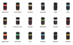 Crafting Glitter 1/96 Extra Fine 2 oz or 1/24 4 oz various c