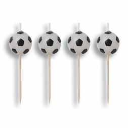 Creative Converting 4 Count Sports Fanatic Soccer Shaped Pic