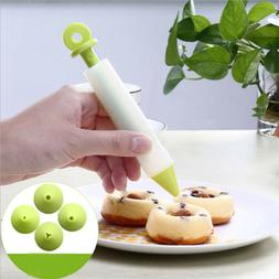 Cup Icing Piping Food Grade Pastry Nozzle Dessert Decorator