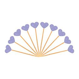 Fdit Cupcake Toppers Cake Topper Wrapper Cupcake Picks for B