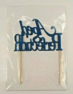 Decorative Cake Topper Aged To Perfection Cake Topper - New