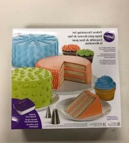 Deluxe Cake Decorating Set 46Pc-