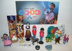 B. B. Inc Disney Coco Movie Deluxe Party Favors Goody Bag Fi