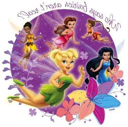 Disney Fairies Edible Cupcake Toppers Decoration