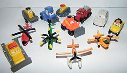 Disney Planes Fire and Rescue Movie Figure Deluxe Cake Toppe