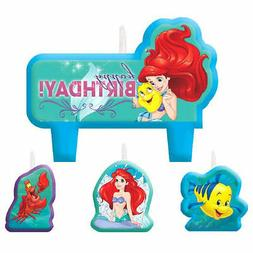 Disney Princess Ariel 'Dream Big' Birthday Party Cake Topper