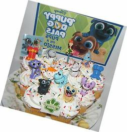 Disney Puppy Dog Pals Deluxe Cake Toppers Cupcake Decoration
