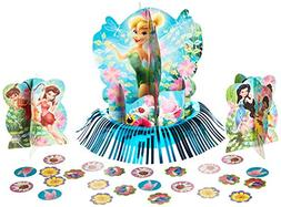Disney Tinkerbell and the Fairies 3-D Birthday Party Table D