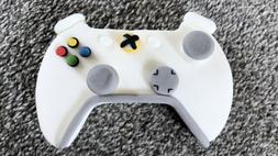 Edible White XBox Control Cake Topper Decoration