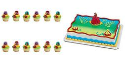 A1 Bakery Supplies Elena of Avalor Cake Topper Decoration an