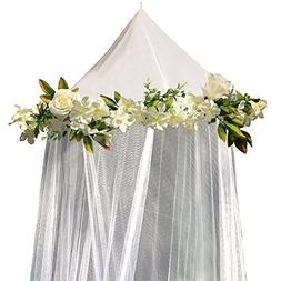 Bobo and Bee -  Enchanted Bed Canopy Mosquito Net For Girls,