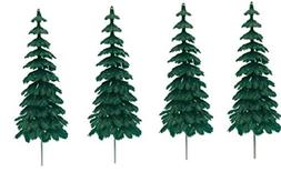 Oasis Supply Evergreen Fir Tree Cake Decorating Pick, 5.5-In