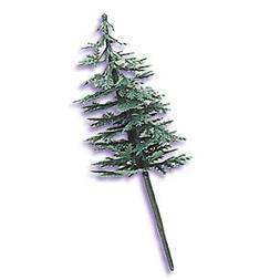 Evergreen Trees for Cake and Cupcake Decorating