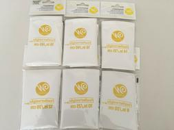 """Wilton Featherweight Cake Decorating Bags Lot of 6 Sizes 8"""""""