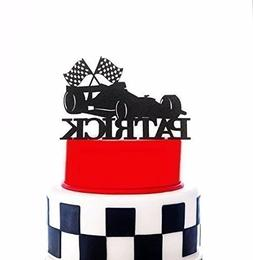 KISKISTONITE Formula 1 Race Theme Cake Toppers, Racing Car F