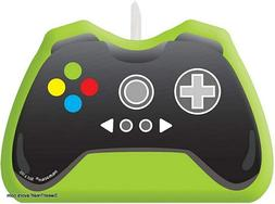 GAME CONTROLER CAKE CANDLE Party Decoration Birthday Topper