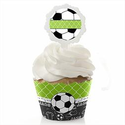 Big Dot of Happiness GOAAAL! - Soccer - Baby Shower or Birth