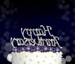 Happy Anniversary, Marriage, Wedding Vow and Special Day Cak