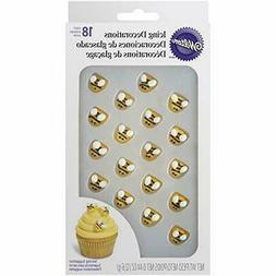 Wilton Icing Decorations 18 Pkg-Bumblebee 124453 07089632916
