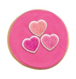 Wilton Icing Decorations, Micro Mini Hearts, Pack of 2