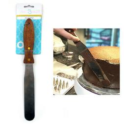 Icing Spatula Cake Decorating Frosting Stainless Steel Bakin