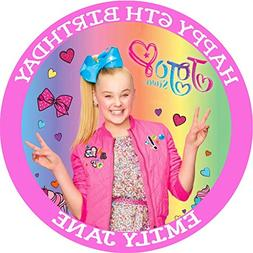 Cake Decorations And Jojo Siwa Edible Frosting Image