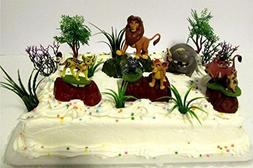 The Lion King - Lion Guard 19 Piece Birthday Cake Topper Fig