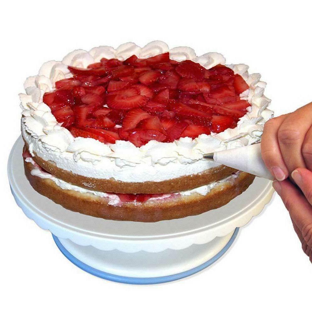 100 Thick Pastry Icing Piping Cake