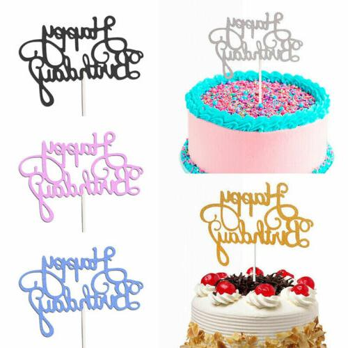New Paper Cake Decor Birthday Party