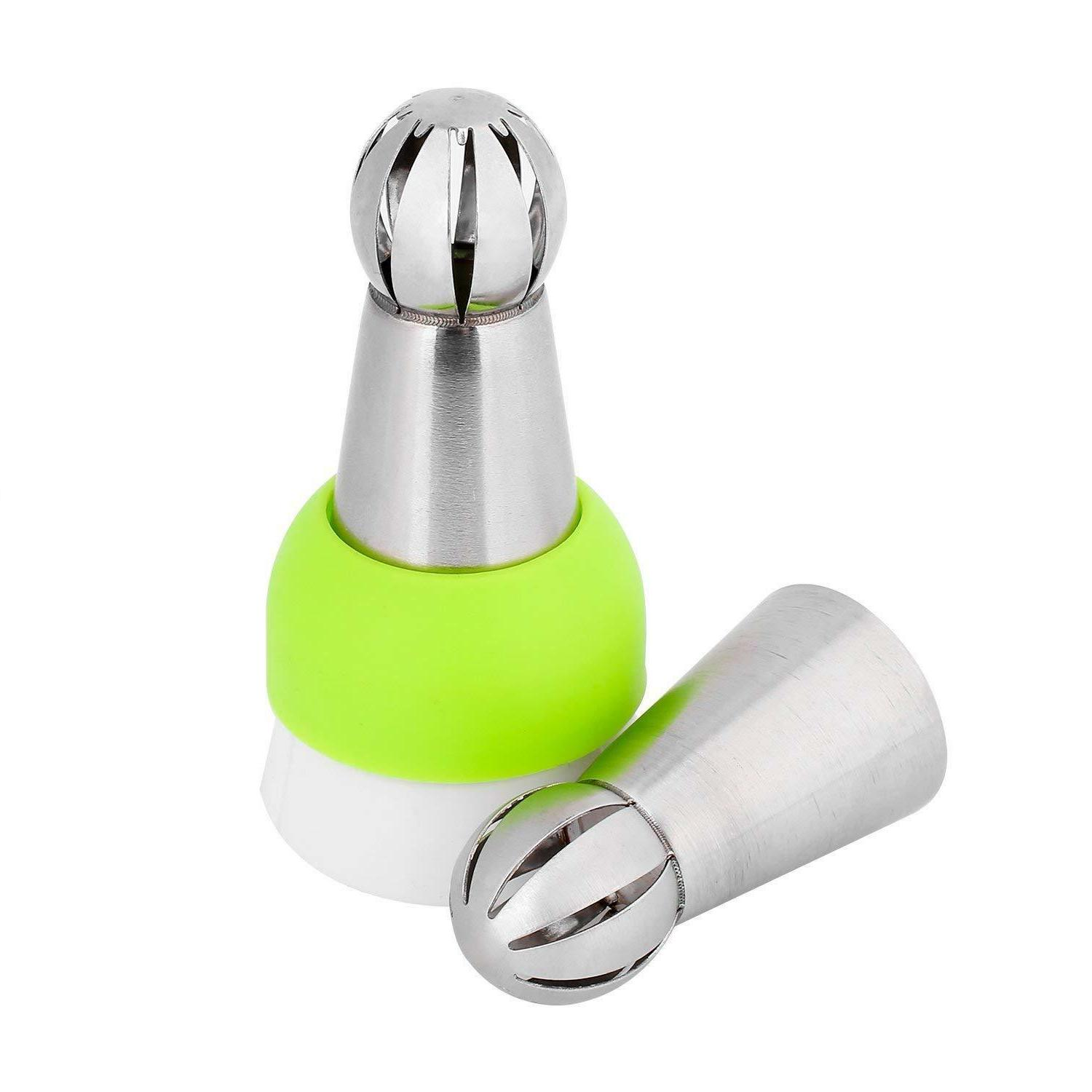 13 Ball Russian Icing Cake Tools