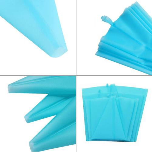 4 Pastry Icing Piping Bags DIY Cake Tool